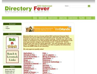 Thumbshot of Directoryfever.com