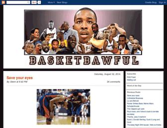 Thumbshot of Basketbawful.blogspot.com