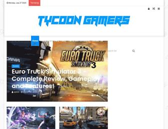 tycoongamers.com screenshot