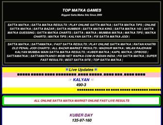 topmatkagames.com screenshot