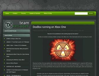 Thumbshot of Team-xecuter.com