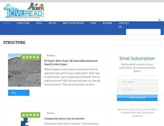 civilread.com screenshot