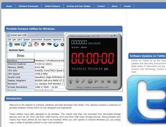 alexnolan.net screenshot