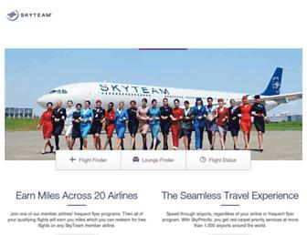skyteam.com screenshot