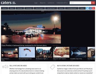 catersnews.com screenshot
