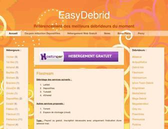 easydebrid.blogspot.com screenshot