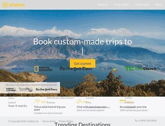 kimkim.com screenshot