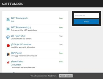 softfamous.com screenshot