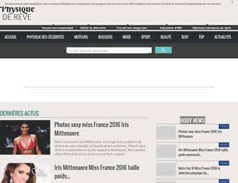 physiquedereve.fr screenshot