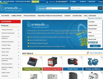 smesauda.com screenshot