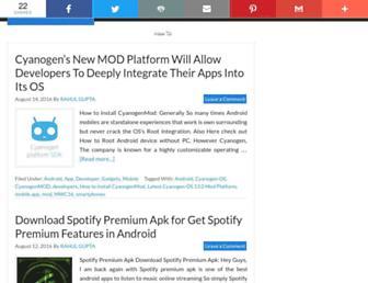 techtrickseo.com screenshot