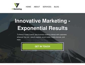 i7marketing.com screenshot