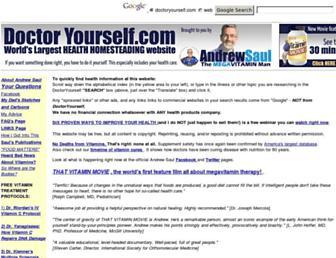 Thumbshot of Doctoryourself.com