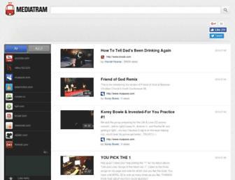 mediatram.com screenshot