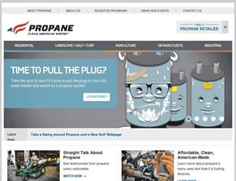 propane.com screenshot