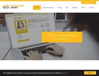 knowledgesmart.net screenshot
