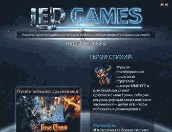 jedgames.com screenshot