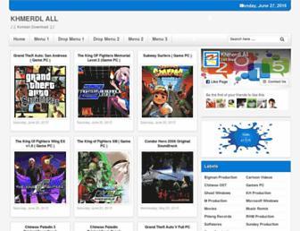 khmerdlall.blogspot.com screenshot