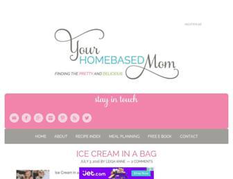 Thumbshot of Yourhomebasedmom.com