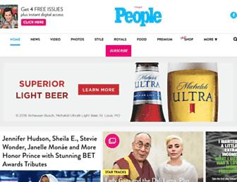 people.com screenshot