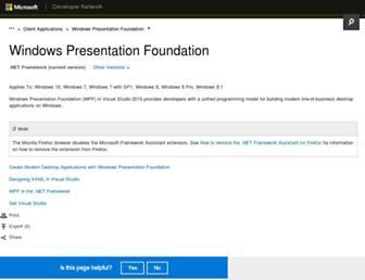 Thumbshot of Windowsclient.net