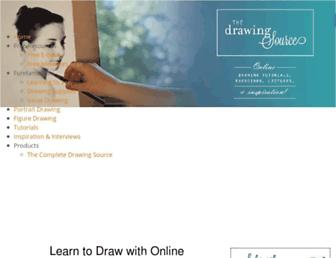 thedrawingsource.com screenshot