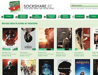 sockshare.bz screenshot