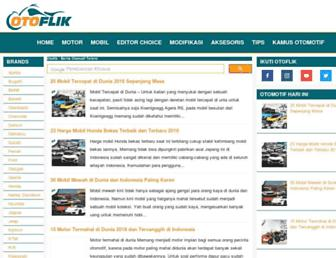 otoflik.com screenshot