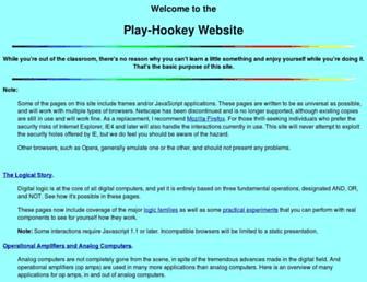 Thumbshot of Play-hookey.com