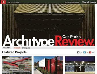 architypereview.com screenshot