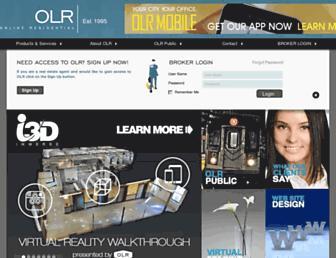 Thumbshot of Olr.com