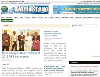 worldstagegroup.com screenshot