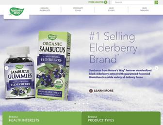Thumbshot of Naturesway.com