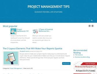 pmtips.net screenshot