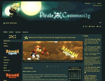 raymanpc.com screenshot