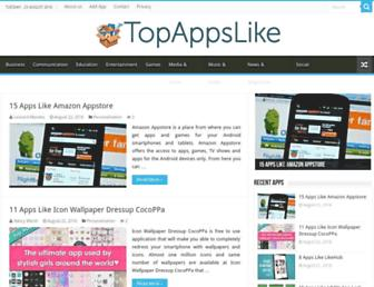 topappslike.com screenshot