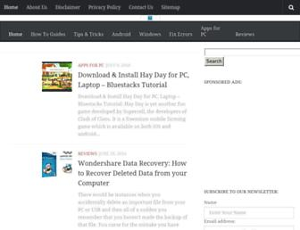 techbae.com screenshot