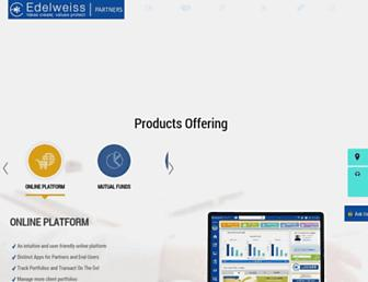 edelweisspartners.com screenshot