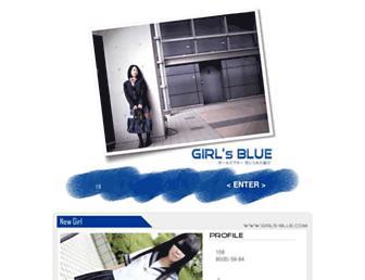 Thumbshot of Girls-blue.com