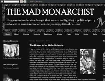 madmonarchist.blogspot.com screenshot
