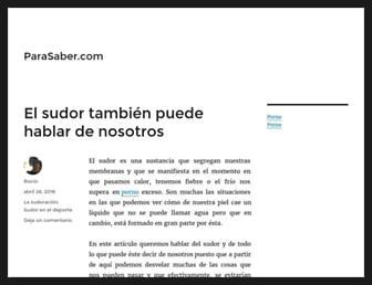 Thumbshot of Parasaber.com