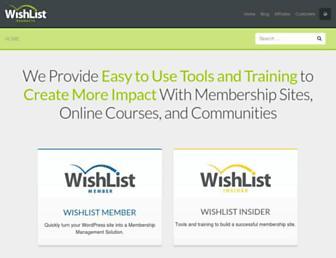 Thumbshot of Wishlistproducts.com