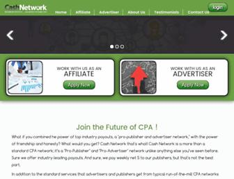 Thumbshot of Cashnetwork.com