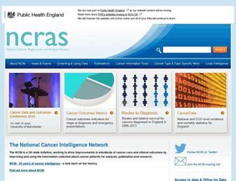 ncin.org.uk screenshot