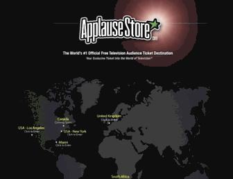 Thumbshot of Applausestore.com