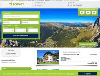 Thumbshot of Tiscover.com
