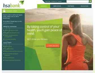 Thumbshot of Hsabank.com