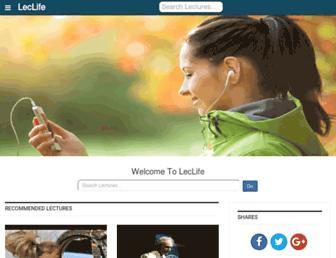 leclife.com screenshot