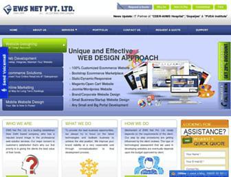 e-web-solutions.net screenshot