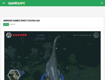 Thumbshot of Gamesapk.net